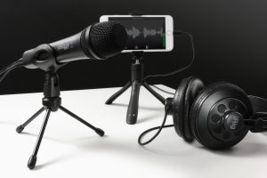 iK Multimedia iRig Mic HD 2 for podcasting