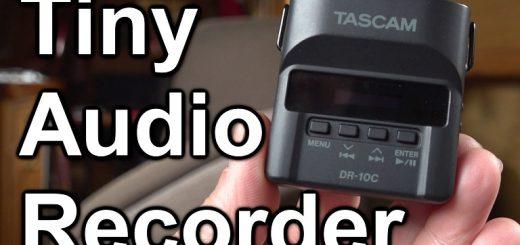 Tascam DR-10C thumbnail