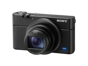 Sony RX100 MkVI front shot